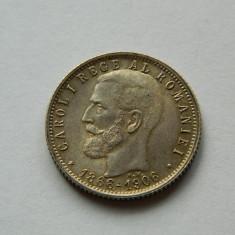 1 leu 1906 Romania, UNC - Moneda Romania