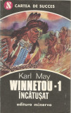 Carte - Karl May - Winnetou incatusat  - Ed. Minerva 1992 - 261 pag., Alta editura
