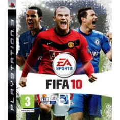 FIFA 10 - PS3 [Second hand] - Jocuri PS3, Sporturi, 3+, Multiplayer