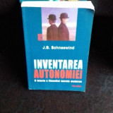 INVENTAREA AUTONOMIEI - J.B. SCHNEEWIND