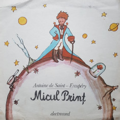 MICUL PRINT - Antoine de Saint - Exupery (DISC VINIL) - Muzica pentru copii