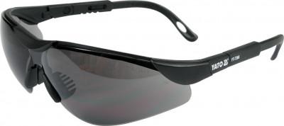 Ochelari de protectie rama si lentile negre YATO foto