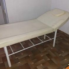 Vand pat - masa masaj fix alb