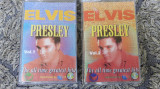 ELVIS PRESLEY CASETA AUDIO 2 BUCATI, Casete audio