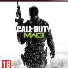 Call of duty - Modern Warfare 3 - MW3 - PS 3 [Second hand] - Jocuri PS3, Shooting, 18+, Multiplayer
