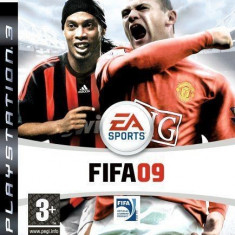 FIFA 09 - PS3 [Second hand] - Jocuri PS3, Sporturi, 3+, Multiplayer