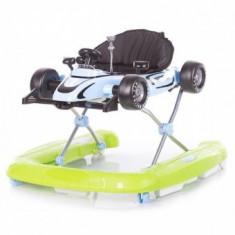 Premergator copii Chipolino Racer 4 in 1 Verde
