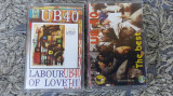 UB 40 ,  CASETA AUDIO 2 BUCATI  ., Casete audio