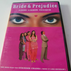Bride and prejudice - Film romantice, DVD, Altele