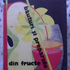 Bauturi Si Preparate Din Fructe - S.teodorescu Maria Hacighianu, 407167 - Carte Retete culinare internationale