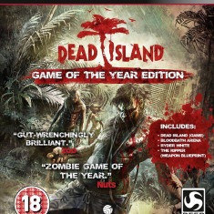 Dead Island GOTY ED. - PS3 [Second hand], Actiune, 18+, Single player