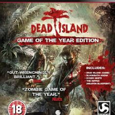 Dead Island GOTY ED. - PS3 [Second hand] - Jocuri PS3, Actiune, 18+, Single player