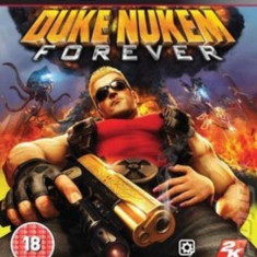 Duke Nukem Forever -  PS 3 [Secon hand], Shooting, 18+, Multiplayer