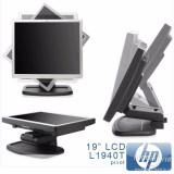 Monitor LCD 19 inch HP L1940T PIVOT rotate 1280x1024, 1280 x 1024, VGA (D-SUB)