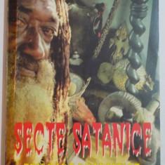 SECTE SATANICE, EPISOADE DRAMATICE de V.P. BOROVICKA, 1996 - Carte ezoterism