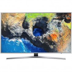 Televizor Samsung LED Smart TV UE55 MU6402 139cm Ultra HD 4K Silver - Televizor LED