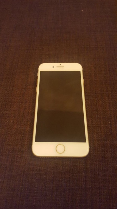 Iphone 7, GOLD, 32Gb, never locked, garantie 1 an foto mare