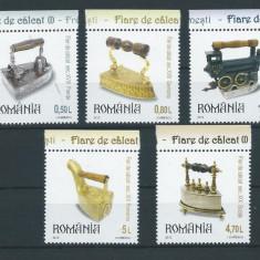 2012 Romania, LP 1933-Fiare de calcat (I) -MNH - Timbre Romania, Nestampilat