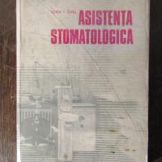 ASISTENTA STOMATOLOGICA-IOAN I GALL