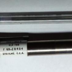 Detector de radiatii rar de colectie contor geiger muler dozimetru din anii 60