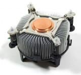 Cooler Original Intel 775 Box Pastila Cupru Ventilator de 80 mm Modelul inalt, Pentru procesoare