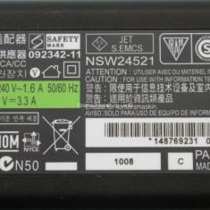 65.Alimentator Incarcator Laptop Sony 19.5V 3.3A 65W VGP-AC19V43, Incarcator standard