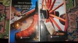 Despre democratie in America 2 vol.cartonate/an 1995/922pag- Alexis Tocqueville