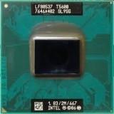 Procesor laptop intel T5600 core 2 duo 1.83/2M/667 socket M ca NOU