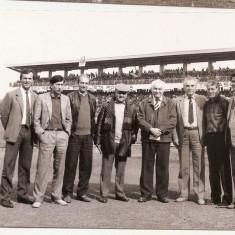Fotografii Ion Craciunescu stadionul Areni din Suceava anii '80
