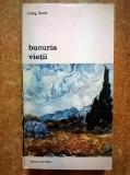 Irving Stone – Bucuria vietii {Col. Biblioteca de arta}