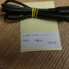 Cablu Midi 5p Tata - Midi 5p Tata 1, 4m (13877)