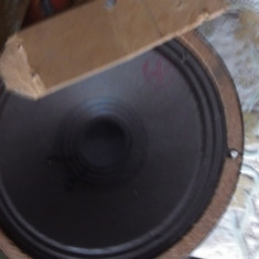 Vechi  difuzor pickup-radio  Audax