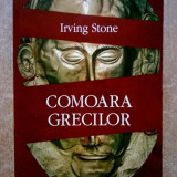 Irving Stone – Comoara grecilor {Polirom, 2011} - Roman