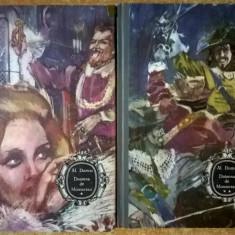 Alexandre Dumas – Doamna de Monsoreau {2 volume, Col. Dumas}