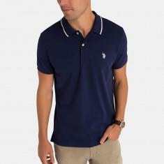 Tricou Polo US POLO ASSN - Tricouri Barbati - 100% AUTENTIC - Tricou barbati US Polo Assn, Marime: L, XL, Culoare: Din imagine, Maneca scurta, Bumbac