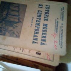 Manual Istorie moderna si contemporana, Clasa 3