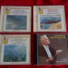 SUPERBA COLECTIE de 23 CD uri originale Muzica Clasica emi records