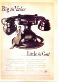 CP Z21- REPRINT -BELL TELEPHONE SYSTEM - VECHE RECLAMA LA TELEFONIE -necirculata