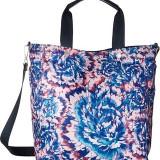 Geanta CALVIN KLEIN CKP WILD - Femei - 100% originala, Geanta de umar, Albastru, Nilon, Calvin Klein