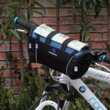 Geanta pentru portbagaj fata bicicleta, Coburi si genti
