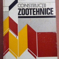 Constructii Zootehnice - A. Serban, I. Stef, T. Plesca, I. Cucu - Carti Zootehnie, Didactica si Pedagogica