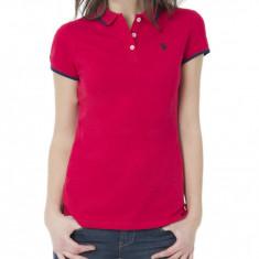 Tricou Polo US POLO ASSN - Tricouri Dama, Femei - 100% AUTENTIC - Tricou dama US Polo Assn, Marime: XS, Culoare: Din imagine, Bumbac