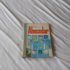 Abecedar - Ed. Didactica si Pedagogica, 1984 - Manual scolar didactica si pedagogica, Clasa 1, Romana