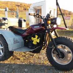 Yamaha Trike off-road - Unicat !! - Snowmobil Trike