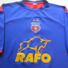 Tricou fotbal STEAUA BUCURESTI - nr.16 Banel Nicolita - Tricou echipa fotbal, De club, Maneca scurta