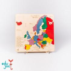 Puzzle Altele Harta Europei