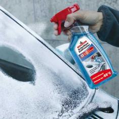 NIGRIN Solutie dezghetare parbriz si geamuri auto -55°C - Solutie curatat geamuri Auto