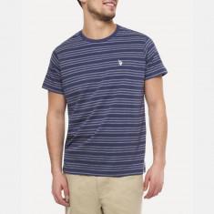 Tricou US POLO ASSN - Tricouri Barbati - 100% AUTENTIC - Tricou barbati US Polo Assn, Marime: S, L, Culoare: Din imagine, Maneca scurta, Bumbac