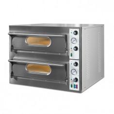 Cuptor pizza electric 4+4 pizze cu Ø 33 cm