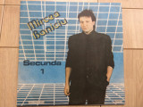 mircea baniciu secunda 1 album disc vinyl lp muzica pop rock folk electrecord